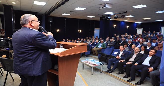 Başkan Hasan Can Van Kültürünü Yaşatma ve Dayanışma Derneği Üyeleriyle Bir Araya Geldi