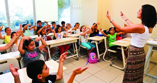 Yaz Okulu Maltepe'de Çocukları Bekliyor