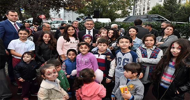 Başkan Türkmen 5 Çayında Vatandaşlar İle Bir Araya Geldi