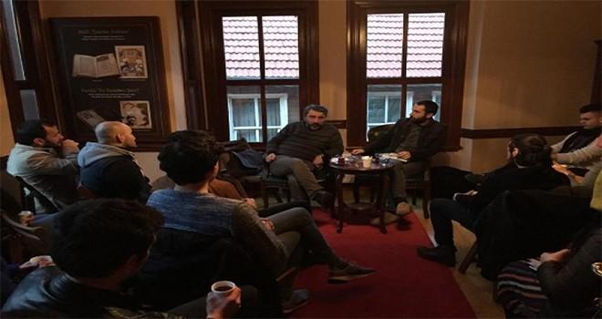Türk Edebiyatında Öncü Kitaplar Şiir Müzesi'nde