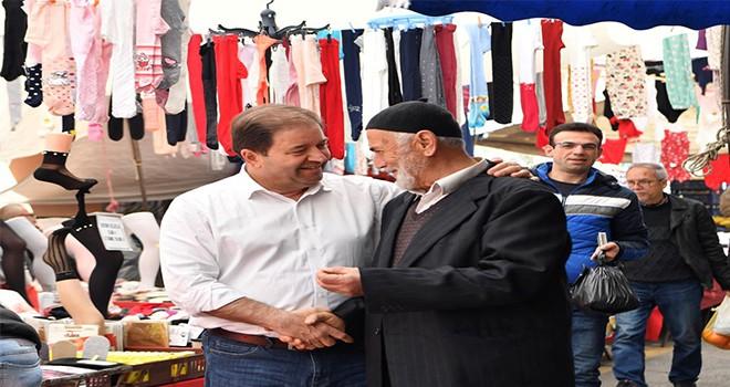 Tokatlılardan Başkan Ali Kılıç'a tam destek