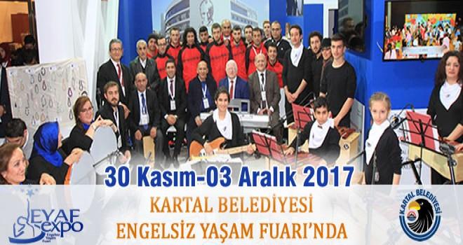 KARTAL BELEDİYESİ ENGELSİZ YAŞAM FUARI'NDA