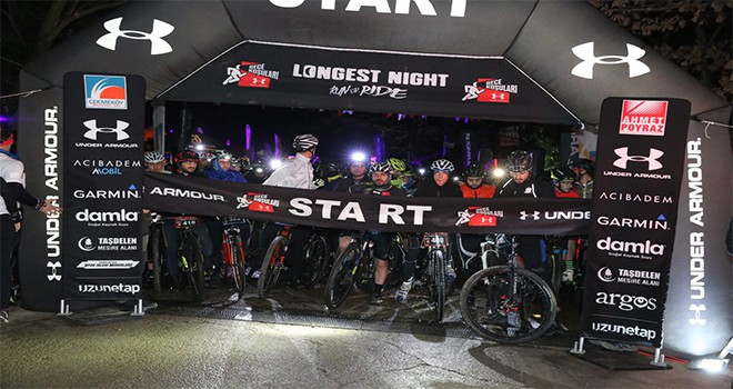 En Uzun Gecede Kıyasıya Yarıştılar