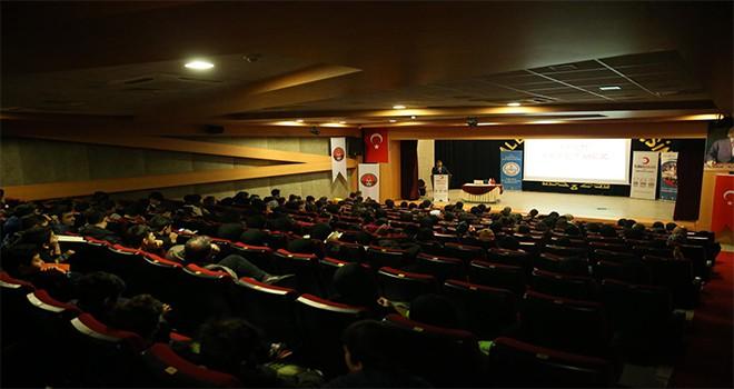 Ümraniye'de Deprem Bilinci Semineri Düzenlendi