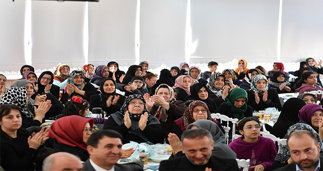 Başkan Türkmen Küplüce'li Kadınlar İle Kahvaltıda Buluştu