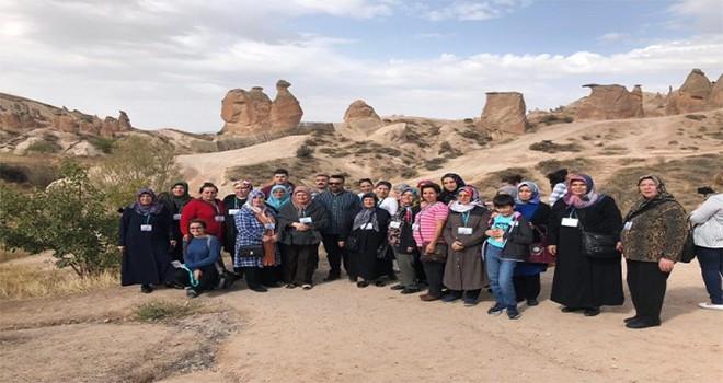 Kapadokya'ya Kültür ve Tarih Gezisi