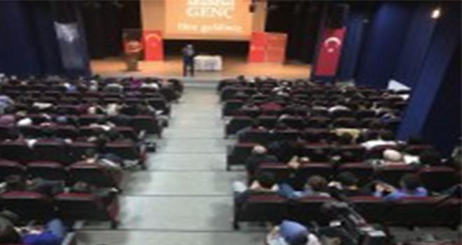 Akademi Genç'in Bu Haftaki Konuğu Mehmet Ali Bulut Oldu