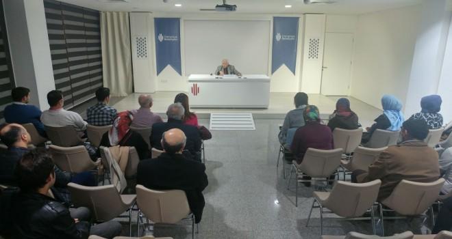 Prof. Dr. Emin Işık, Mevlid-i Nebi Programları Kapsamında Ümraniyelilerle Buluştu