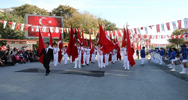 Çekmeköy'de Cumhuriyet Coşkusu