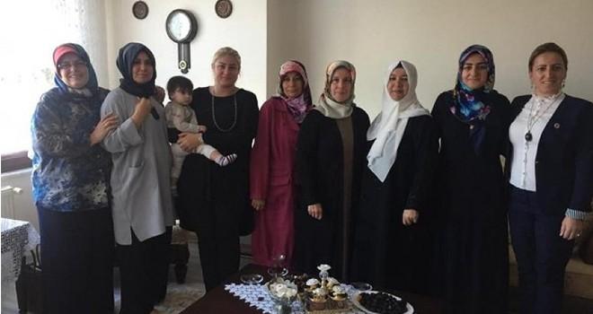 Beykoz Belediyesi'nden Hacılara Tebrik Ziyareti