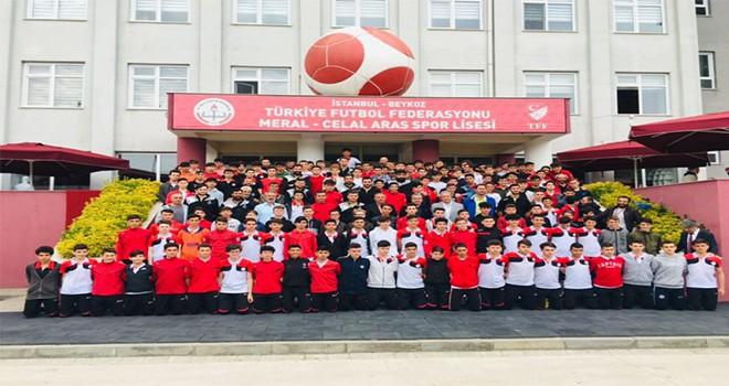 Beykoz Belediyesi Hentbol Takımı Okul Sohbetleri'nde