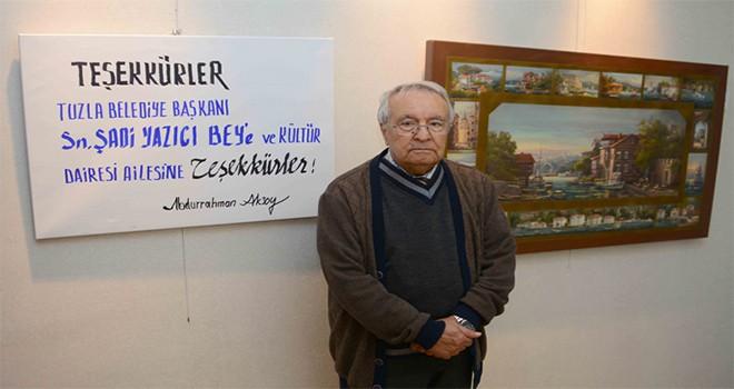 Tuzla Belediyesi Rumeli Kültür Merkezi, İstanbul-İstanbul Sergisine Ev Sahipliği Yapıyor