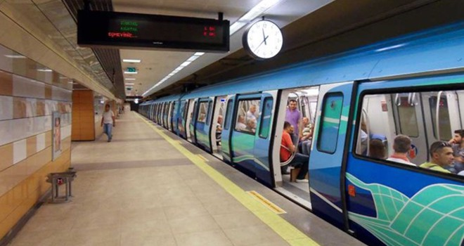 Metro, Havalimanı'ndan Kurtköy'e Uzatılacak