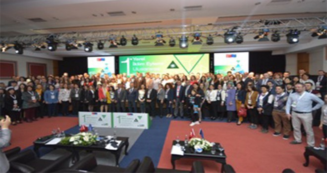 Kadıköy'ün İklim Elçileri Uluslararası Konferansa Katıldı
