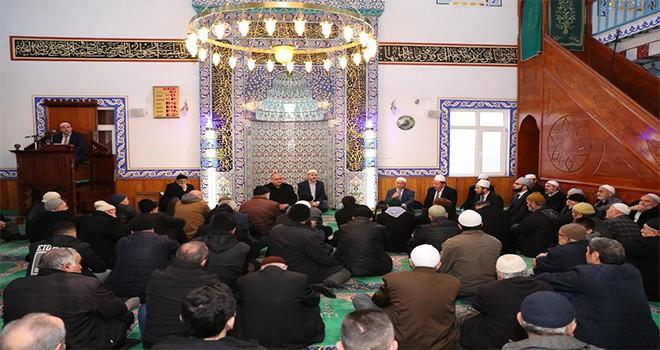 Ümraniyeli Afrin Şehidi Fatih Mehmethan ve Tüm Şehitler İçin Anma Programı Yapıldı
