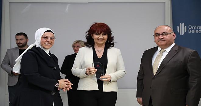 Ümraniye Belediyesi 15. Geleneksel Resim, Hikâye ve Şiir Yarışması Ödül Töreni Gerçekleşti