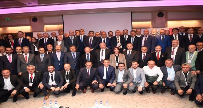 Marmara Belediyeler Birliği Olağanüstü Genel Kurul Toplantısı'nda, Yeni Başkan Seçildi