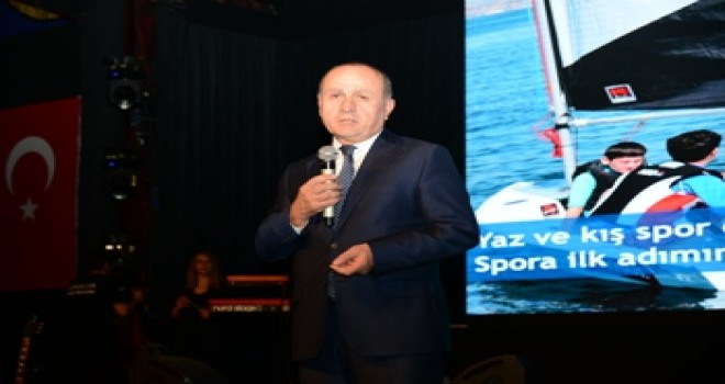 Kadıköy Belediyesi'nin 34. Kuruluş Yıl Dönümü Coşkuyla Kutlandı