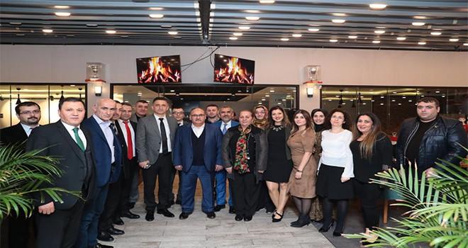 Başkan Hasan Can, Ümraniye Tüketici Hakem Heyeti Ödül Törenine Katıldı