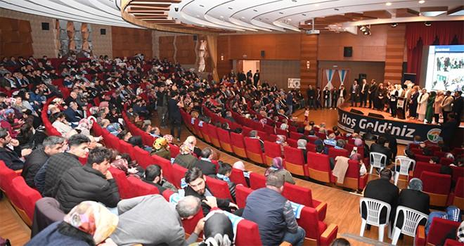 Tuzla Belediyesi 8. Geleneksel Tuzla'dan Anadolu'ya Kültürler Buluşması, Erzurumlular Gecesi İle Sona Erdi