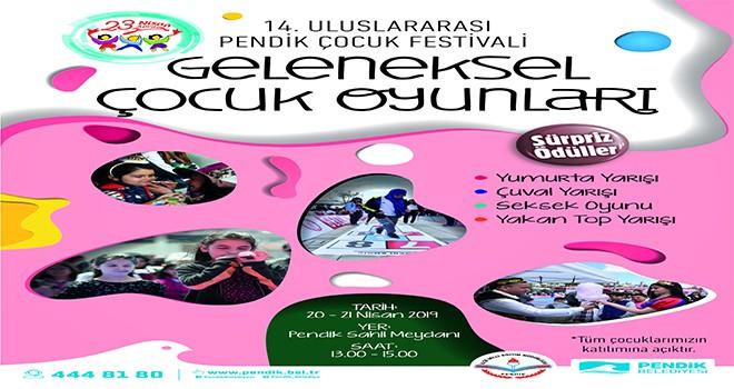 Çocuk Festivali 19 Nisan'da Başlıyor