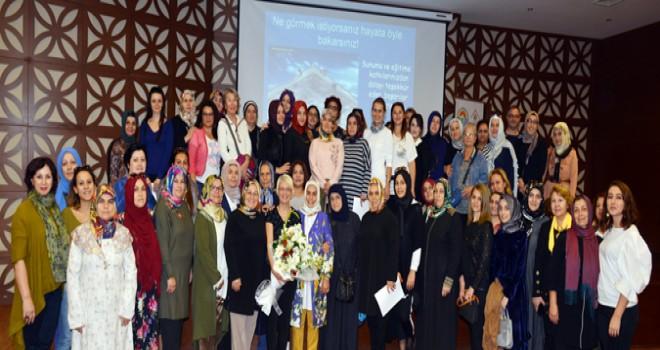 Gönlünü Tuzla'nın Mutluluğuna Adayan Kadınlar Eğitimde Buluştu