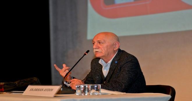 Ünlü sanatçı oyuncu Orhan Aydın: