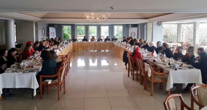 Tuzla Belediyesi Kent Konseyi Kadın Meclisi, İş Dünyasının Kadın Girişimcileriyle Buluştu
