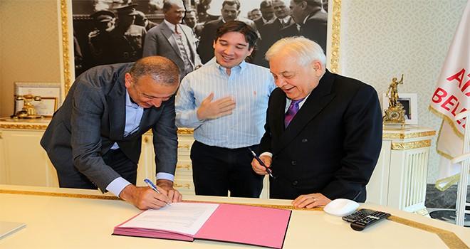 Yeni Kültür Merkezi İçin Protokol İmzalandı