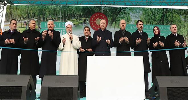 """Mevlüt Uysal"""": İstanbul'a Kazandırdığımız 5 Yeni Eser Hayırlı Olsun"""""""