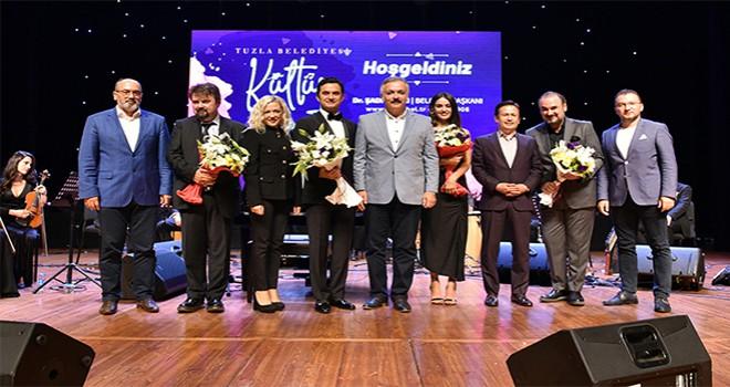 Tuzla Belediyesi Kültür Sanat Sezonu, 'Etnosenfonik Kültürler Buluşması Konseri' İle Başladı