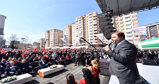 Yaşar Kemal'in adı bu kültür merkezinde yaşayacak.
