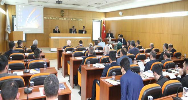 Yeni Meclis İlk Oturumunu Yaptı