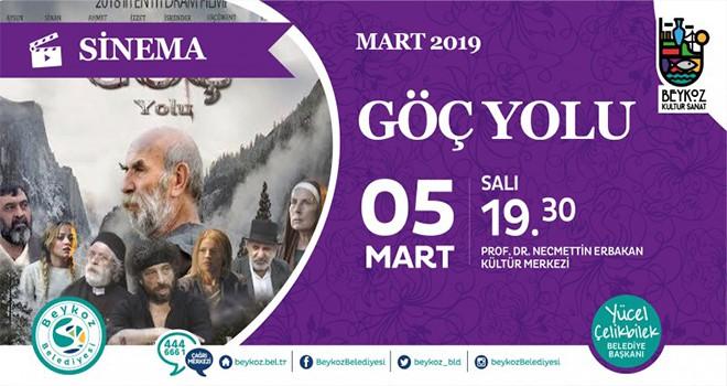 Beykoz'da Mart Ayı Kültür Sanatla Dop Dolu