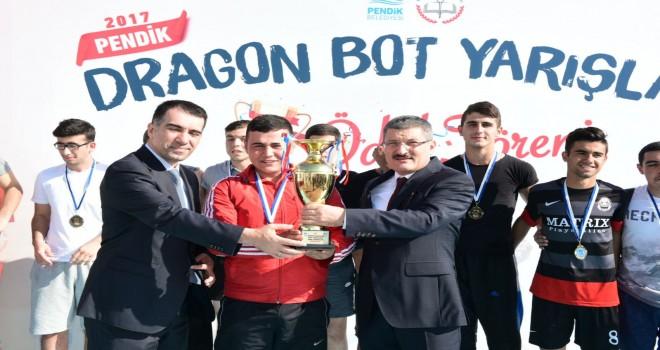 Genç Dragonlar Kupa İçin Yarıştı