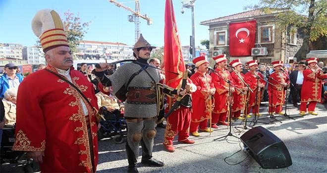 Ümraniye Belediyesi Mehter Takımı Cumhuriyet Bayramı'nda Ümraniyelilere Konserler Verdi