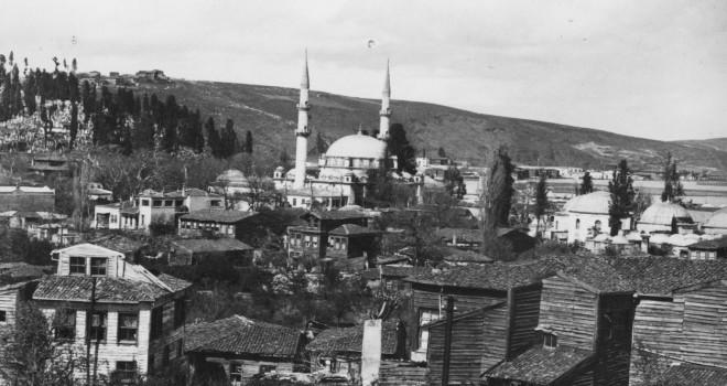 Eyüpsultan'da ilk iskân ve konut mimarisi
