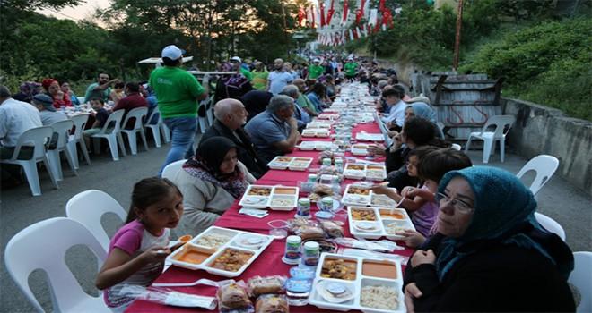Ramazan Sevinci Beykoz'un Sokaklarında Yaşanacak