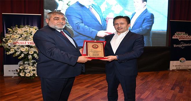 Tuzla Belediyesi 8. Tuzla'dan Anadolu'ya Kültürler Buluşması, Nevşehirliler Gecesi ile Başladı