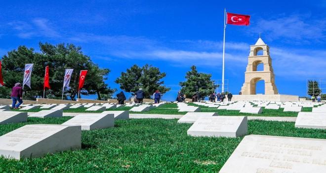 Maltepeliler Çanakkale şehitlerini unutmadı