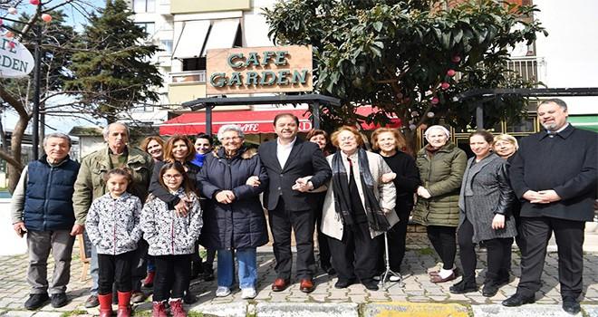 Başkan Ali Kılıç'tan Fındıklı'ya yaşam evi müjdesi