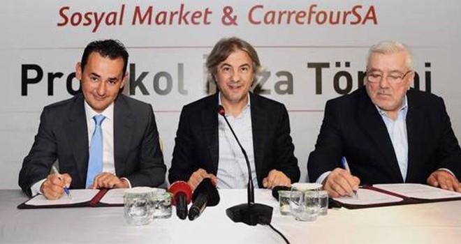 Sosyal Market işbirliği ağını genişletiyor