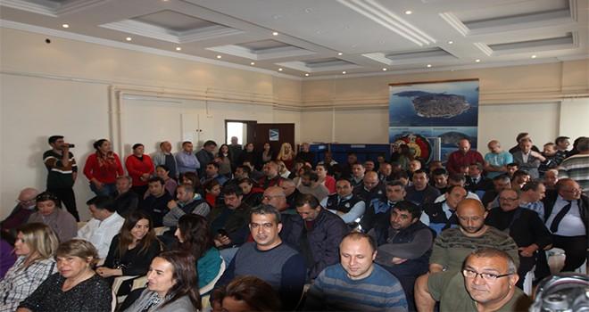 Başkan Erdem Gül, Belediye Emekçileri İle Toplantı Yaptı