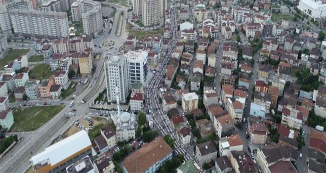 Mahalleler İftar Sofralarıyla Şenleniyor