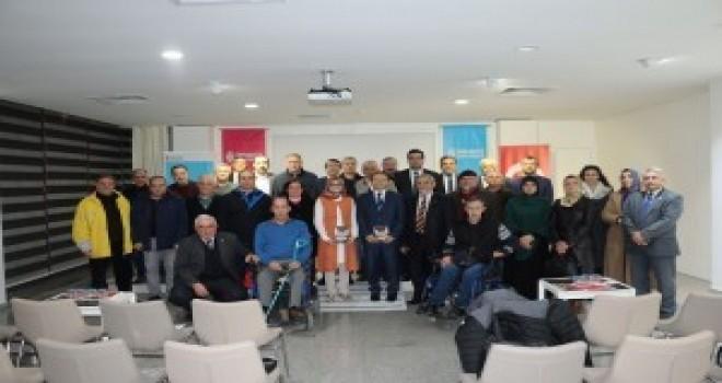 Ümraniye Kent Konseyi'nin Aralık Ayı Toplantısı Yapıldı