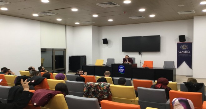 Mustafa Yıldız, medya etiğini anlattı