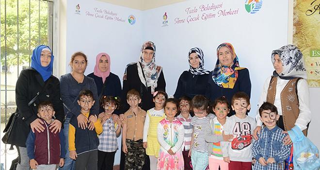 Tuzla Belediyesi Anne Çocuk Eğitim Merkezi'nde Yeni Eğitim-Öğretim Yılı Başladı