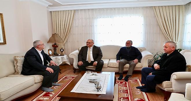 Başkan Hasan Can'dan Atakent ve Kazım Karabekir Mahalle Sakinlerine Ziyaret