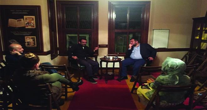 Mehmet Akif Ersoy Şiir Müzesi'nde Ramazan Söyleşileri