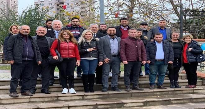 Ataşehir'de sürücü kurslarından örnek davranış